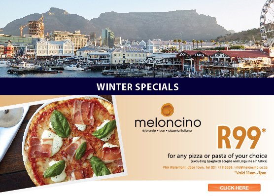 Winter Special 2018 at Meloncino